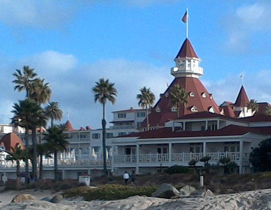 Visit Hotel Del Coronado!